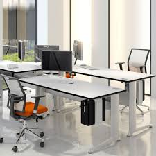 Automatic Height Adjustable Desk by Furniture Office Height Adjustable Table Automatic Modern New