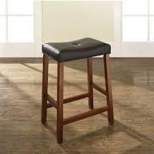 bar stool 32 inch seat height crosley furniture bar stools shop crosley bar stools in saddle