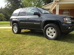 chevrolet trailblazer 2008 3