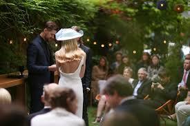 the best low key weddings in vogue vogue