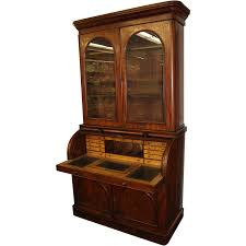 Narrow Billy Bookcase by Inspirational Secretary Desk With Bookcase 48 With Additional