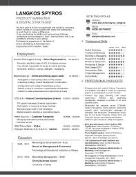 Product Manager Resume Sample by Sample Resume Of Product Management Resume Resume Templates