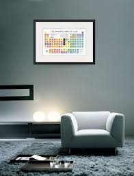 periodic table framed art stunning periodic table artwork for sale on fine art prints