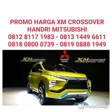 harga mitsubishi xm concept promo harga xm xm crossover