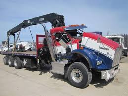 kenworth 4 sale kenworth crane trucks for sale mylittlesalesman com