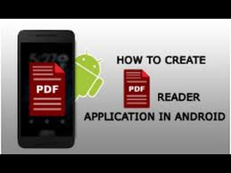 text reader for android android pdf reader application tutorial shoutcafe
