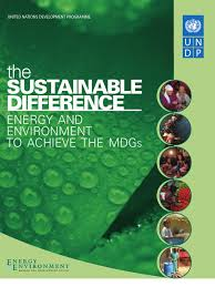 und p sustainable difference united nations development