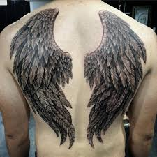 wing tattoos for ideas and inspiration for guys