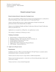 cover letter sample for dental assistant dental assistant cover