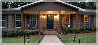 ranch style front porch ranch style homes with front porches brick google search new