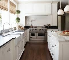 two farmhouse farmhouse sinks transitional kitchen goforth design