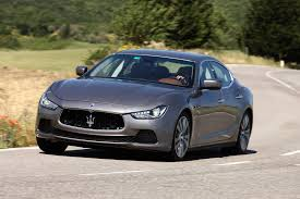 maserati ghibli black maserati ghibli diesel 2016 review by car magazine
