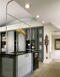 Shaker Style Interior Design by Shaker Style Cabinet Doors Kitchen Traditional With Gray Island