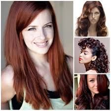 auburn hair highlights for 2017 new hair color ideas u0026 trends