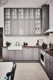 ikea grey kitchen cabinets ikea kitchen ikea grey kitchen cabinets home design awesome