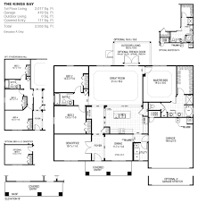 3 Bay Garage Plans by Kings Bay A In Daniel U0027s Grove Holiday Builders