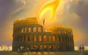 colosseum rome candle light wallpapers colosseum rome candle