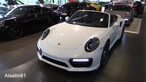 porsche carrera interior 2017 porsche 911 turbo s 2017 in depth review interior exterior youtube