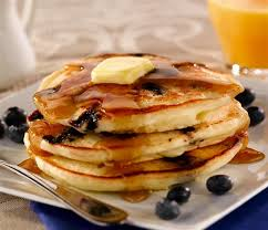 blueberry pancake recipes instructions white lily