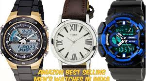 Amazon Best Sellers Best Mens Watches | amazon best selling men s watches in india