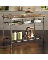 home styles the orleans kitchen island silver kitchen islands carts bhg shop