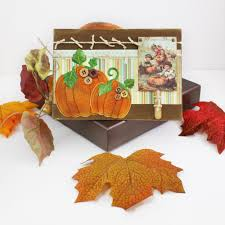 make thanksgiving cards 6 thanksgiving crafts to make with paper favecrafts com
