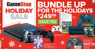 gamestop black friday 2016 gamestop holiday deals revealed see them here gamespot