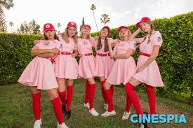a league of their own costume a league of their own cinespia forever cemetery
