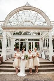 botanical wedding at sefton park palm house with anna campbell
