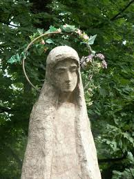 how to make a concrete garden statue hunker