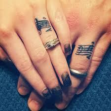 wedding band names 35 sweet simple wedding band tattoos wedding band tattoo band