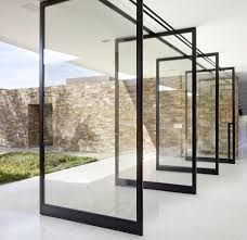 commercial glass sliding doors french doors pivot doors with glass sliding pivot door jpg 987