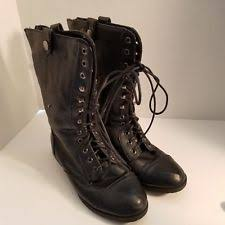 womens black combat boots size 9 ca collection by carrini womens black lace up combat boots size 9