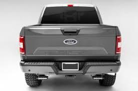 zroadz z385662 kit rear frame bumper mounting kit 2017 2018 ford