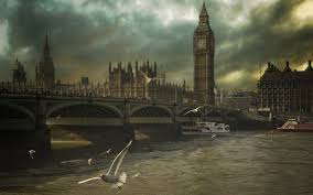 dramatic wallpaper wallpaper wiki dramatic big ben and seagulls in london england