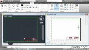 creating a layout part two inserting a title block