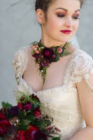 flower necklace wedding images Wedding bouquet recipe opulent autumn bouquet chic vintage brides jpg