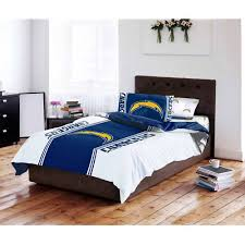 NFL San Diego Chargers Bed In A Bag Complete Bedding Set Walmartcom - Bedroom sets san diego