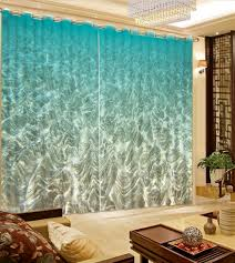 Blackout Curtains Online Get Cheap Blackout Curtains Blue Aliexpress Com Alibaba