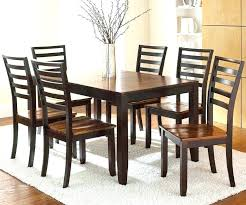 Used Table And Chairs Wood Dining Table And Chairs U2013 Mitventures Co