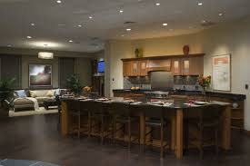 Kitchen Led Lighting Ideas by Kitchen Lighting Ideas Over Sink Contemporary Island Gray Wall
