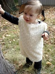 Toddler Lamb Halloween Costume Halloween Diy Lamb Costume Lansdowne