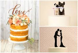 how to your cake topper top your cake with one of these wonderful wedding cake toppers