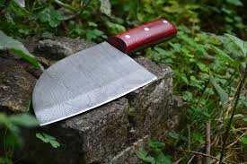 Kitchen Knives On Sale Almazan Kitchen Knife In Forged Damascus Steel Almazan Knives