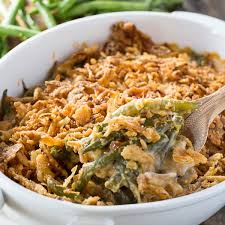 cheesy green bean casserole spicy southern kitchen