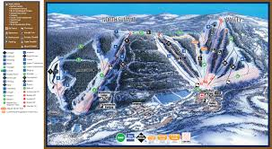 Rocky Mountain Range Map Hidden Valley Resort Trail Map