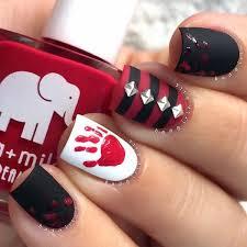15 halloween nail art ideas
