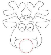 free printable reindeer activities printable reindeer face craft antlers or handprints reindeer