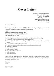 cover letter for a university sample of sponsorship letter