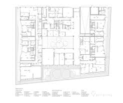 medical office floor plan gallery of 145 housing units fam pmi avenier cornejo
